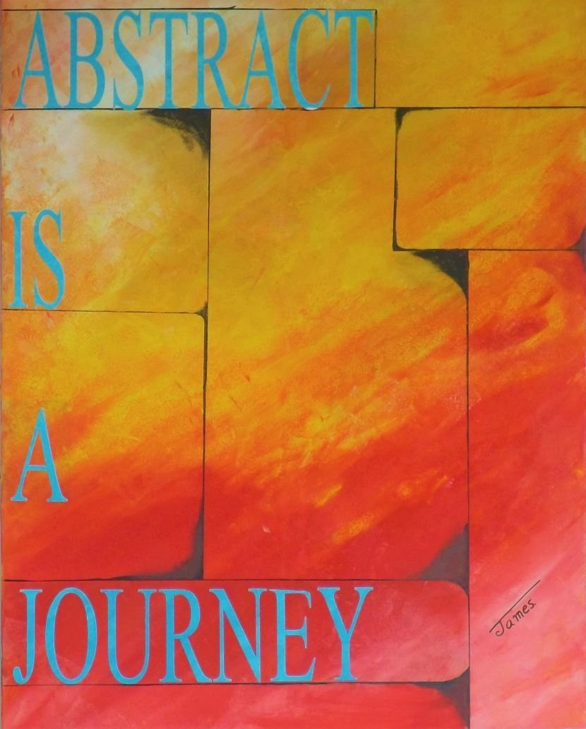 Abstract is a Journey