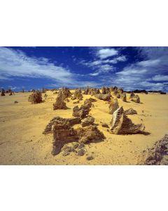 Desert Thombstones