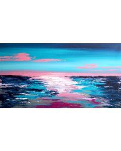 Blush Ocean