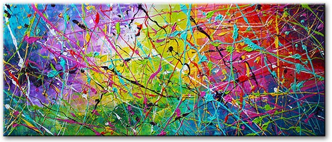 Online Interieurtips Nl Abstracte Schilderijen