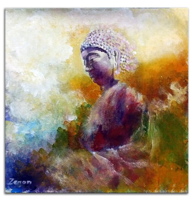 Boeddha Purple