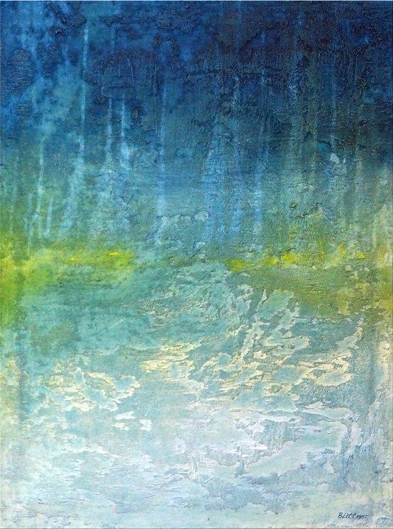 schilderij Sea Mirror van Buttner