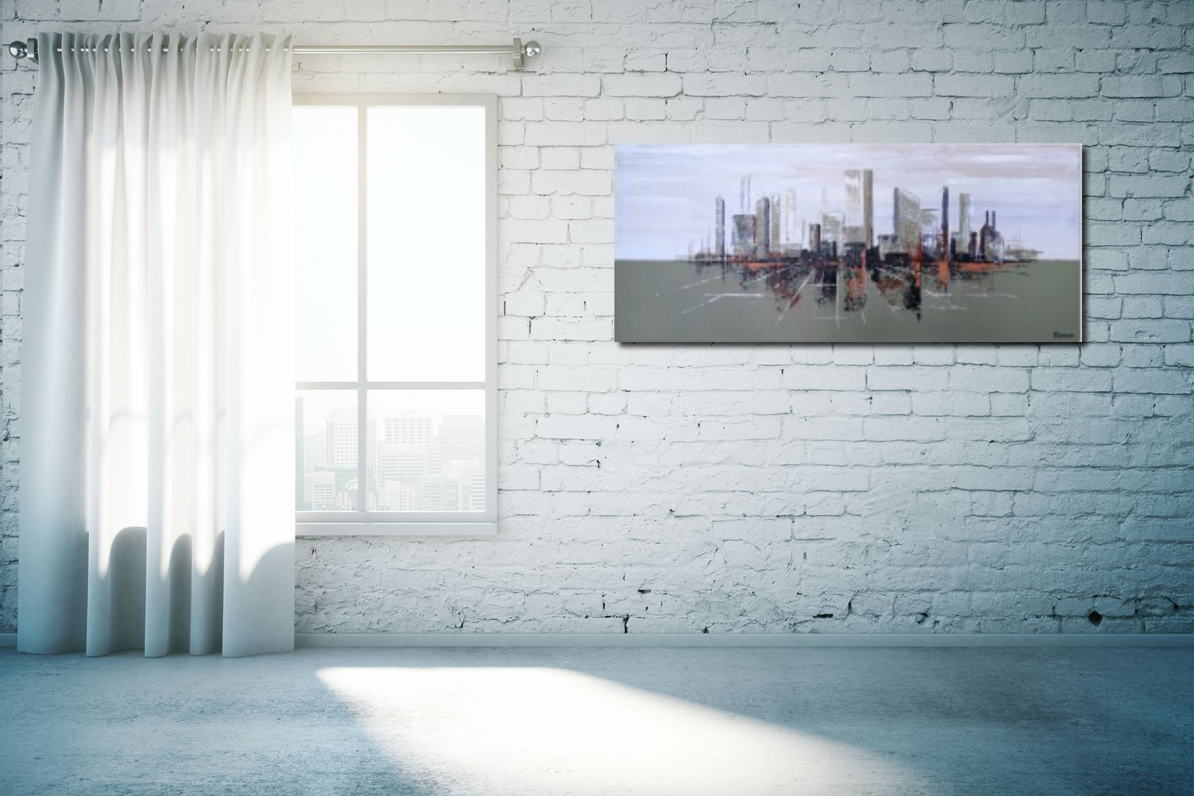 The City Calls Me Home - Buttner