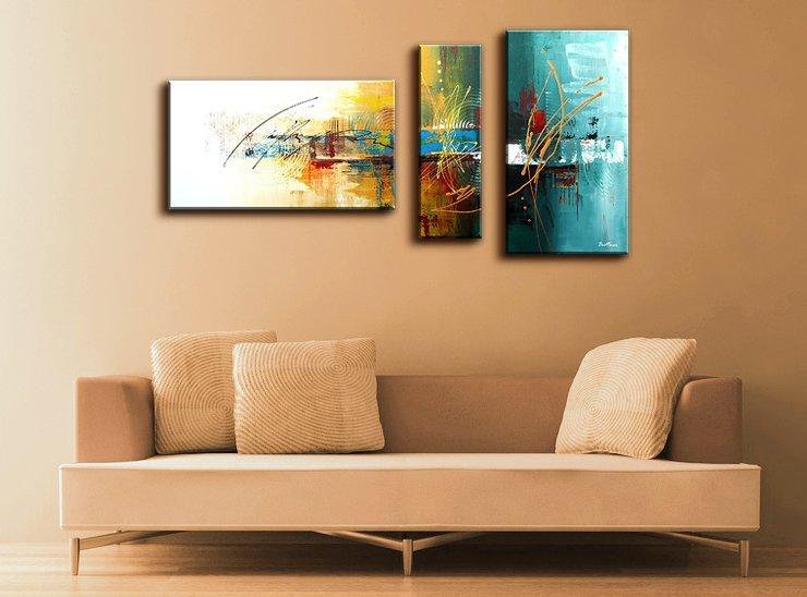 schilderij Earthsong van Buttner