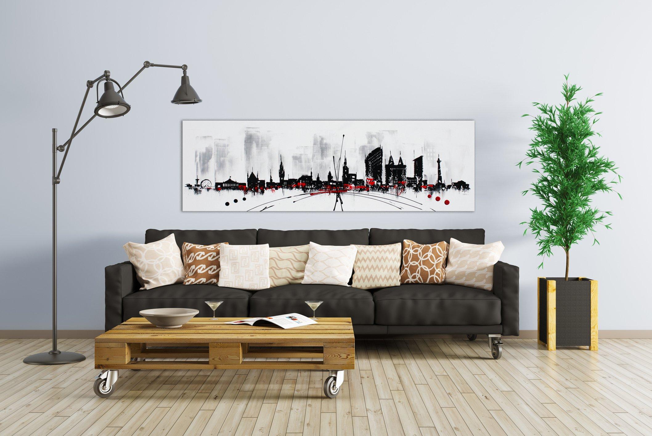 Den Haag Skyline - Ines