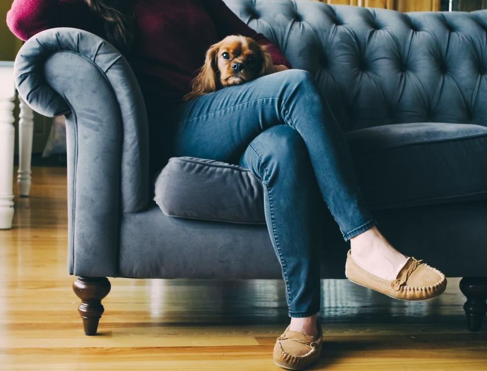 Bank Sofa in kleur
