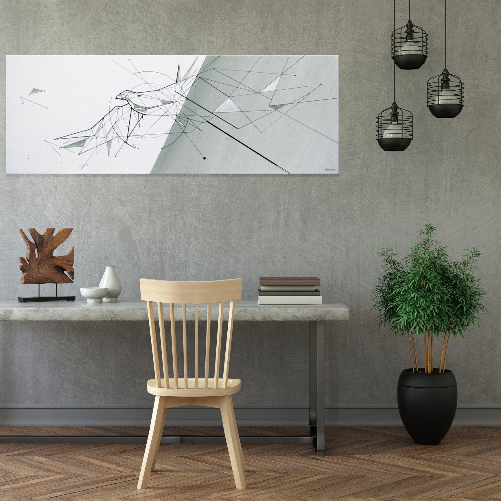 schilderij Freedom van Buttner