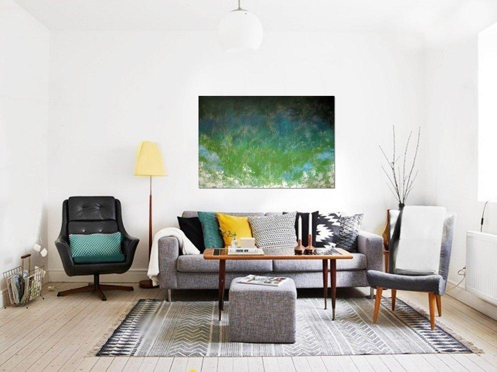 schilderij Tierra Verde van Aleksandra