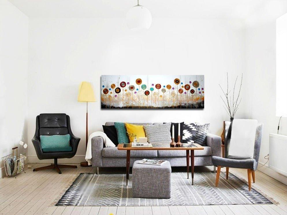 interieurfoto schilderij Diversity van Ines