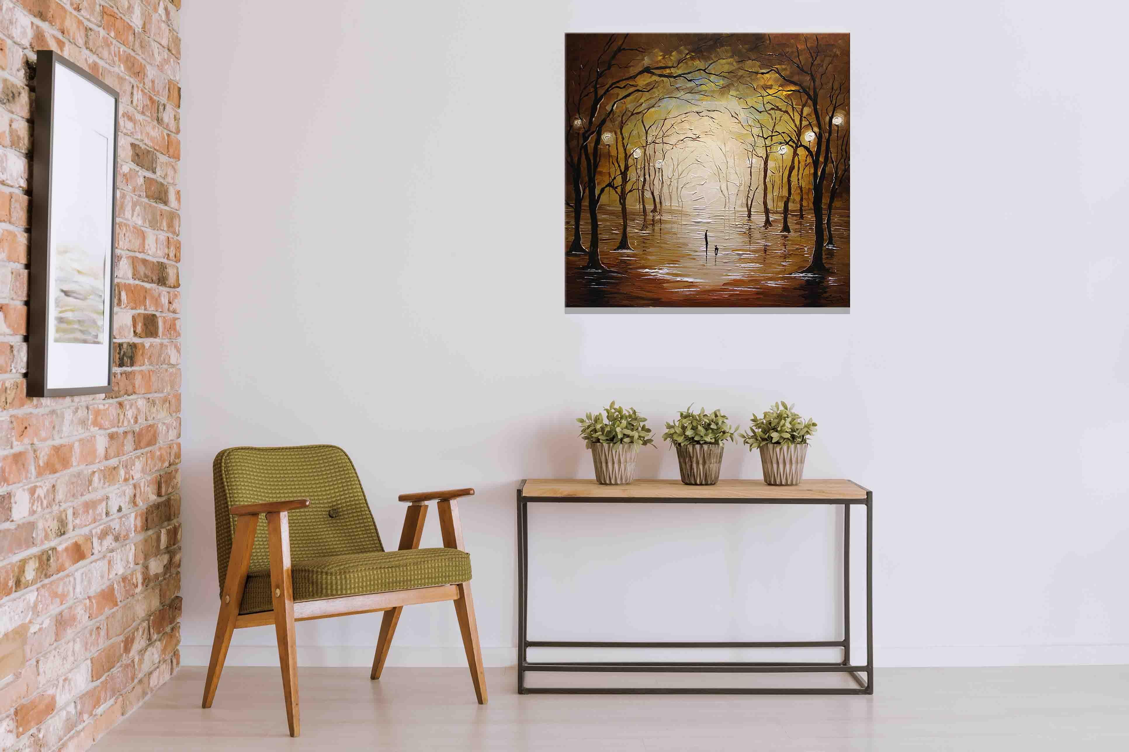 schilderij Together van Ines