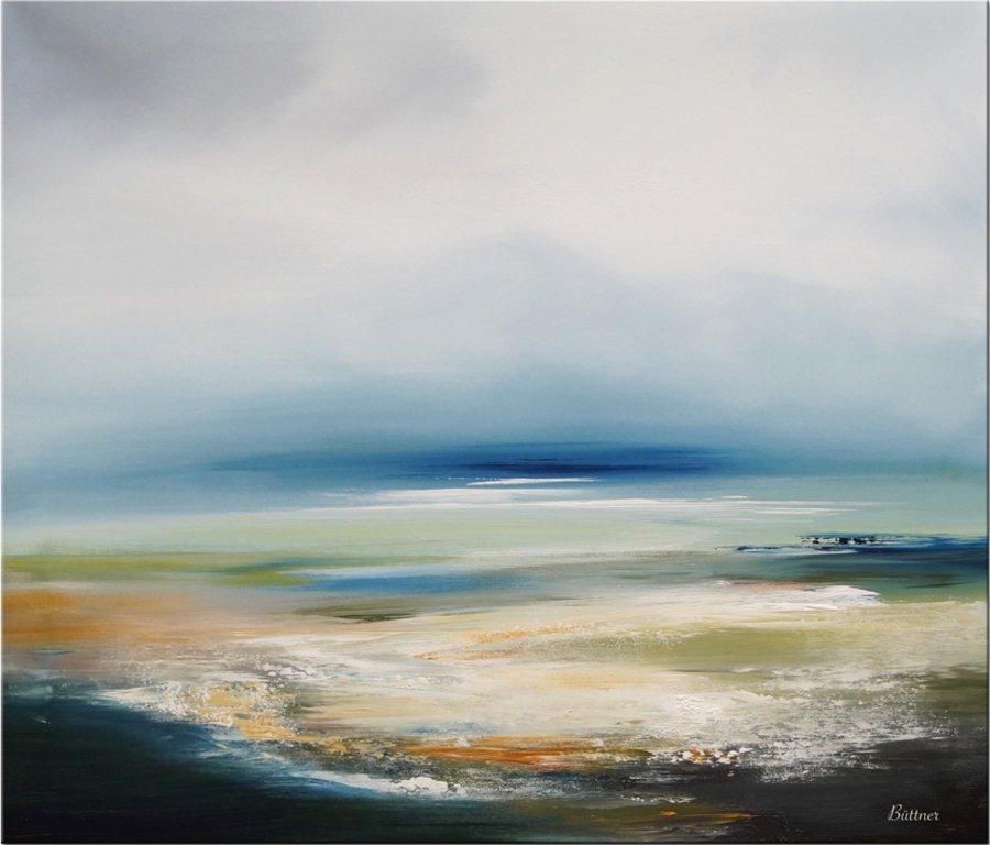 schilderij Northwind van Buttner