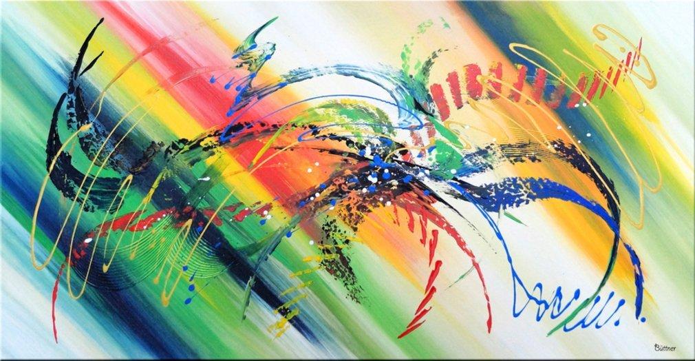Colour Crash - Buttner