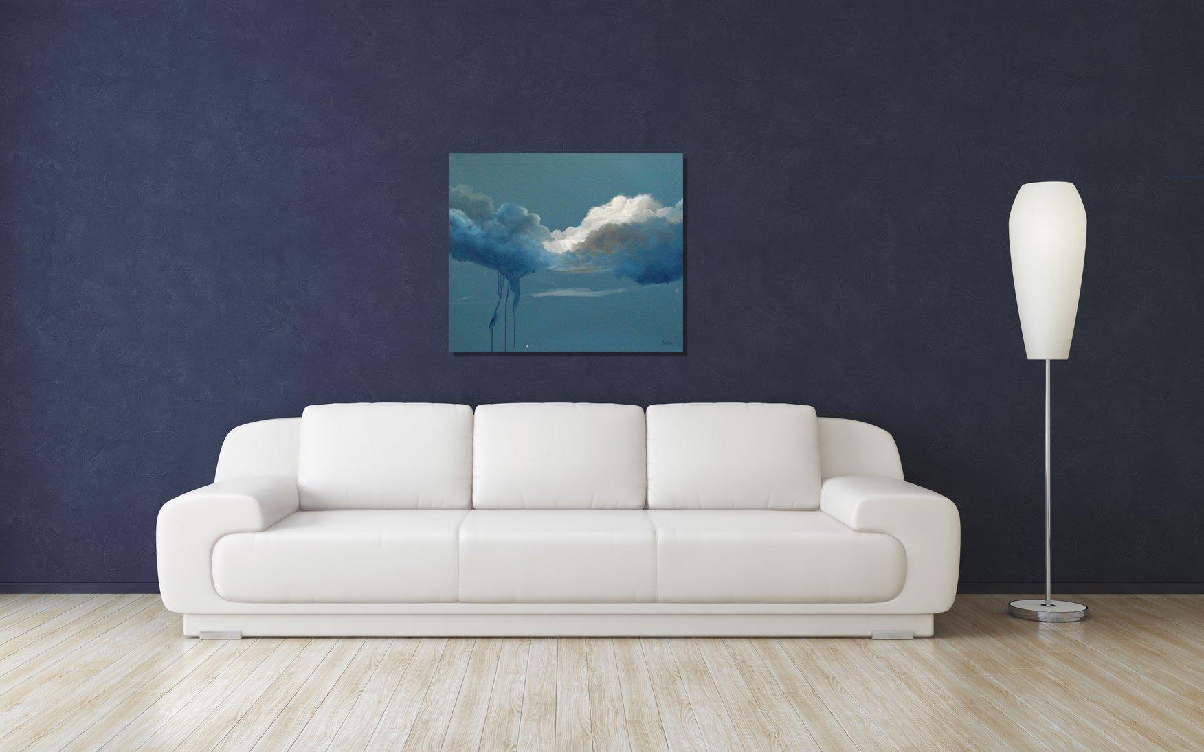 schilderij November van Buttner