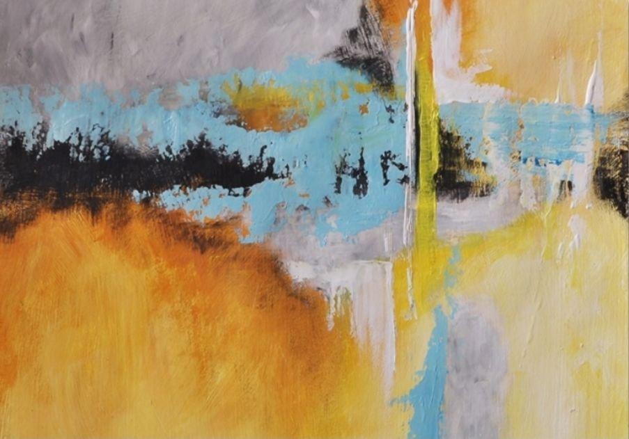schilderij Salmagundi van Aleksandra