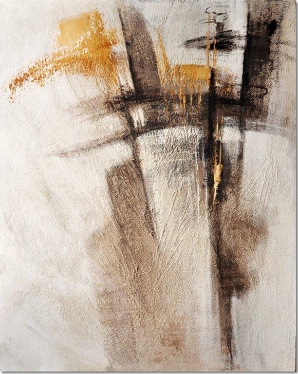 Schilderij Sand Storm van Buttner