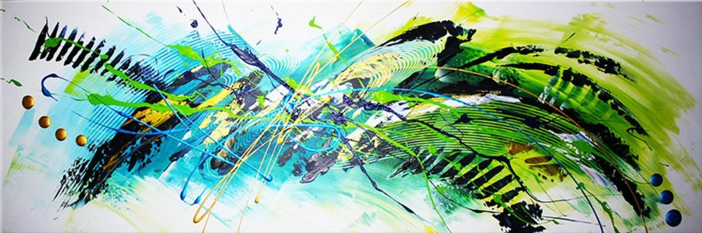 schilderij Connemara van Buttner