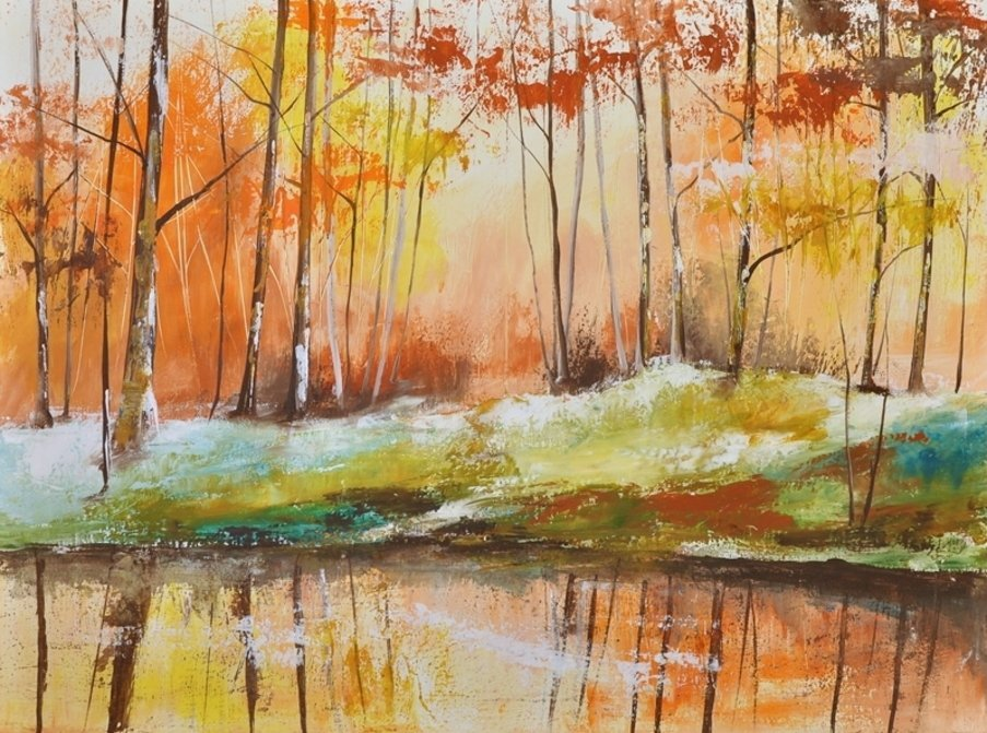 Forest Impression - Aleksandra