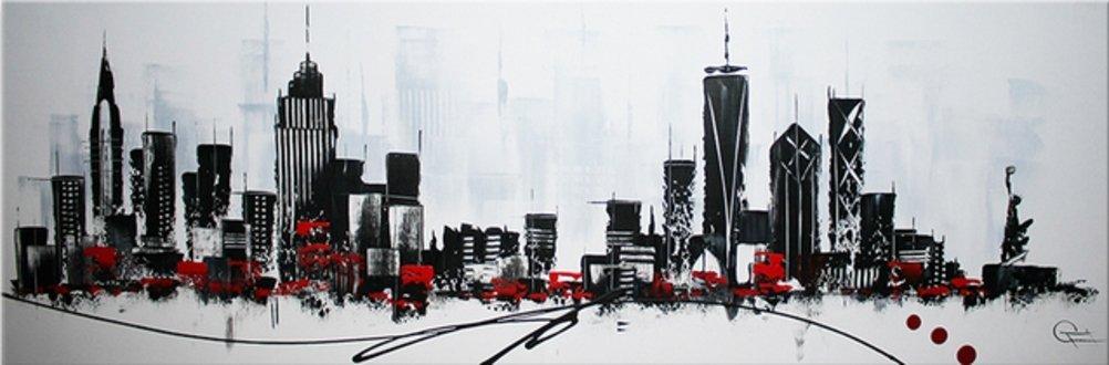 New York Skyline - Ines