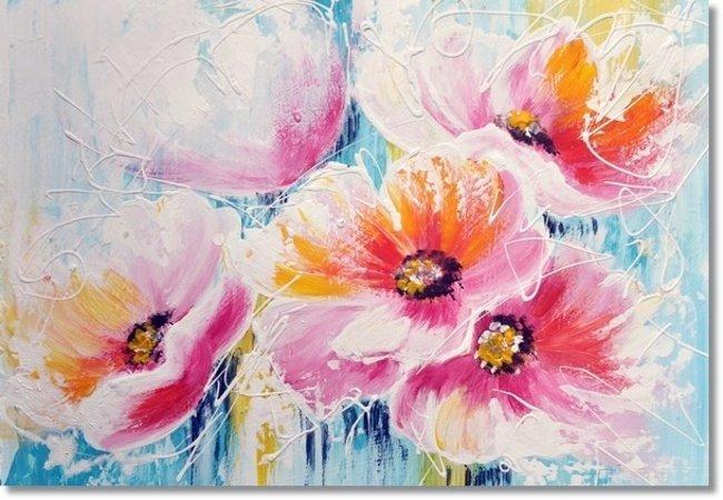 Rainbow Flowers - Aleksandra