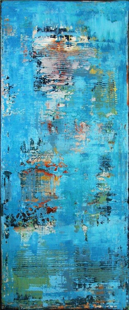 schilderij Spring Breeze van Ines